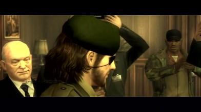 Metal Gear Solid 3 Way to Fall [Музыкальный Клип]