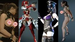 Моды для Resident Evil 2 Remake: Лара Крофт, Делия из Vindictus, The Sphere Hunter, Claire Bicker и другие