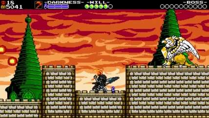 Shovel Knight Specter of Torment все Боссы
