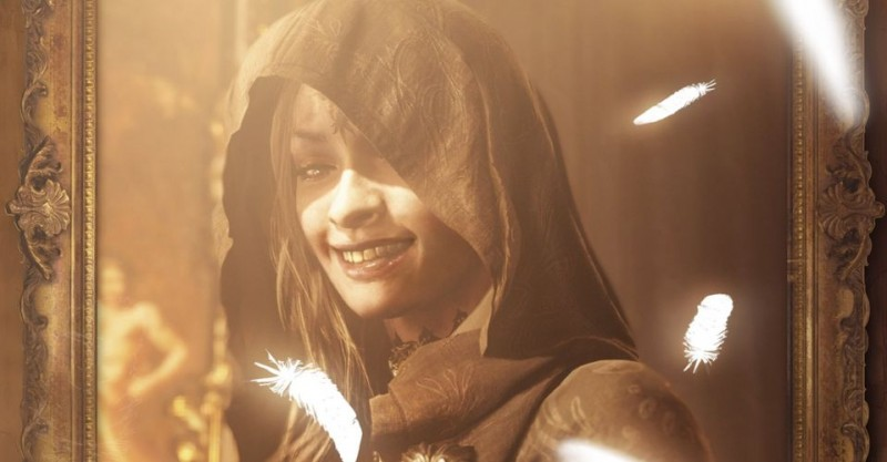 Персонаж актриси Жанетт Маус в Resident Evil Village