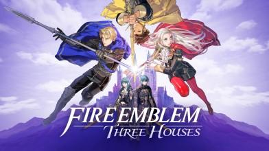 Fire Emblem: Three Houses Новый Трейлер посвящен Эдельград