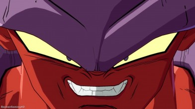 Dragon Ball FighterZ: Джанемба - Все супер удары и комбо удары
