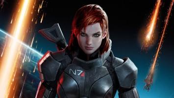 Шепард из Mass Effect изначально был женским персонажем