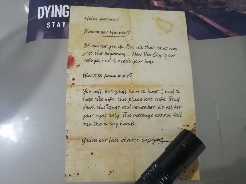 Подтверждено: В четверг пройдёт событие Dying 2 Know