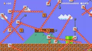 """""""Ютубер"""" создал в Super Mario Maker 2 адски сложный ремейк первого уровня Super Mario Bros."""