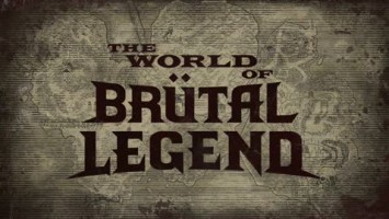"Brutal Legend ""The World of Brutal Legend Featurette"""