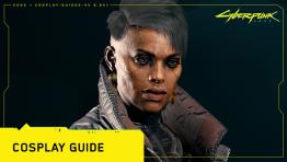 Авторы Cyberpunk 2077 опубликовали руководство по косплею на Брижитт