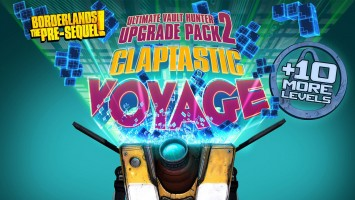 Borderlands: Pre-Sequel! - Трейлер дополнения Claptastic Voyage