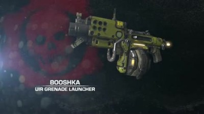 "Gears of War: Judgment ""Оружие - The Booshka"""