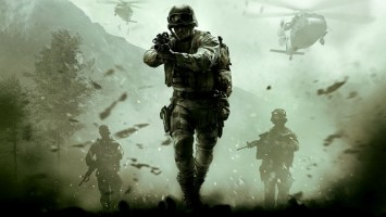 Call of Duty Modern Warfare Remastered тест GPU