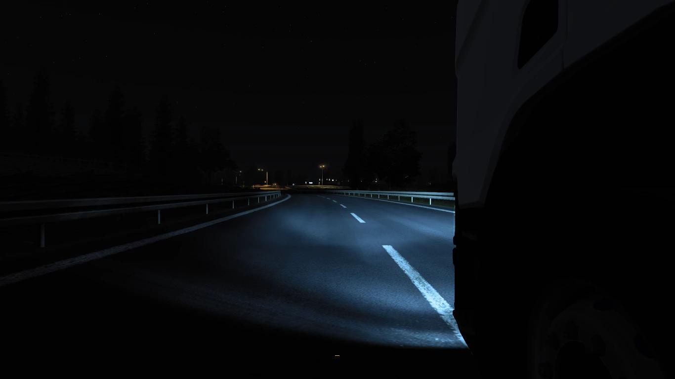 Мод -Euro Truck Simulator 2