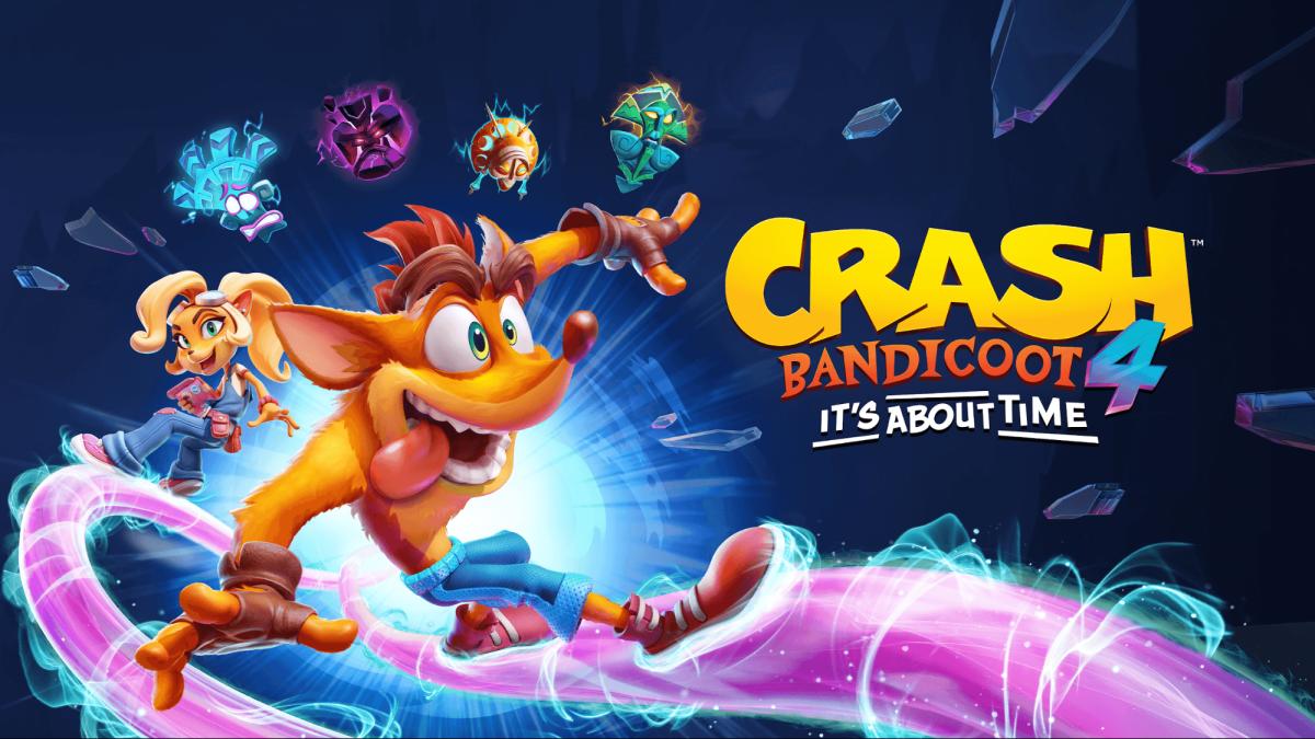 Демо-версия Crash Bandicoot 4: It's About Time станет доступна на следующей неделе. Опубликован геймплей за Тауну