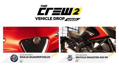 The Crew 2 - Новые автомобиль и мотоцикл