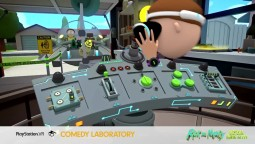 Comedy Laboratory Collection | PS VR