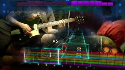 "Rocksmith 2014 - DLC - Guitar - Bad Religion ""American Jesus"""