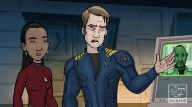 Как должен был бы закончится Star Trek Beyond