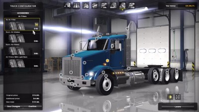 "ATS ""Обзор Kenworth T800 beta v0.2"""