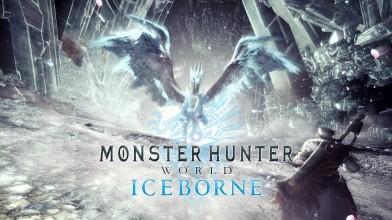 25 минут нового геймплея Monster Hunter World: Iceborne