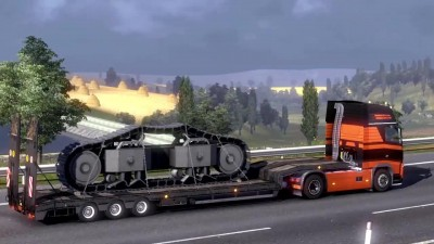 "Euro Truck Simulator 2 ""High Power Cargo Pack"""