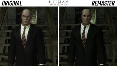 Hitman HD Enhanced Collection - сравнение графики ремастера с оригиналом