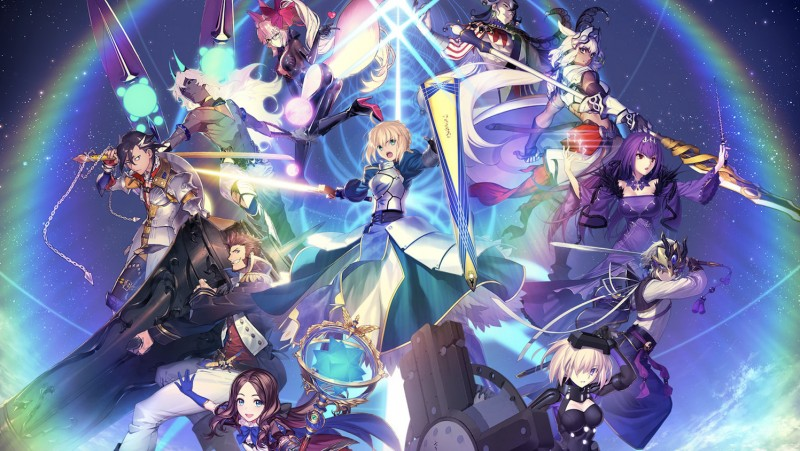 Fate/Grand Order принесла Sony 3 миллиарда долларов