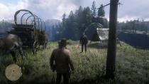 Этот мод для Red Dead Redemption 2 добавляет больше заданий охотника за головами