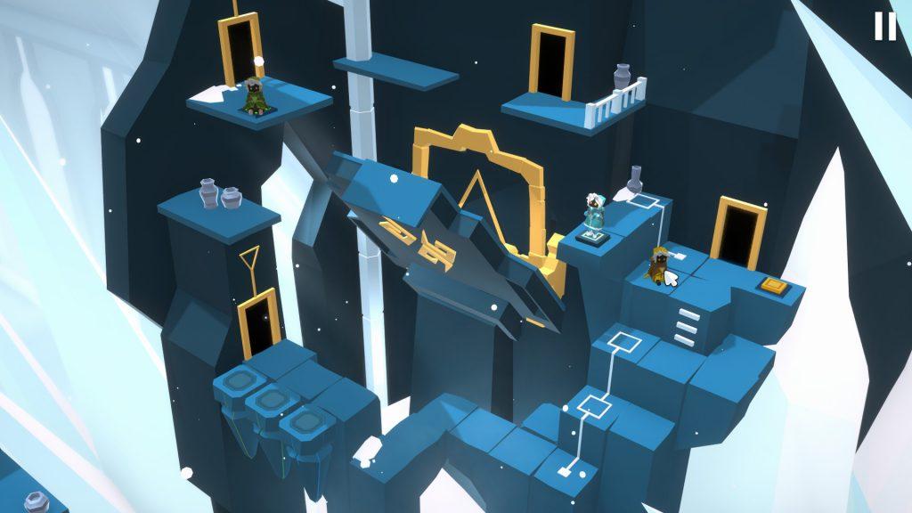 Приключенческая головоломка Path of Giants выйдет на Switch в этом месяце