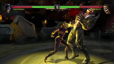 Mortal Kombat vs. DC Universe Башня за Женщину Кошку