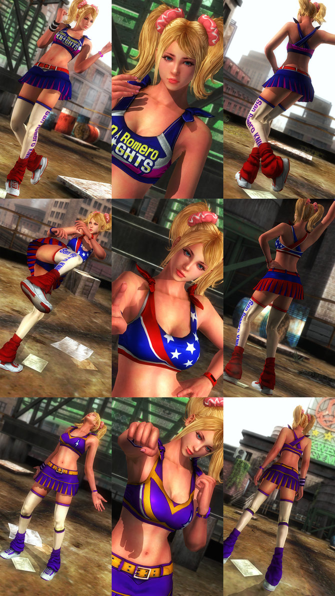 (RELEASE) JULIET STARLING by huchi001