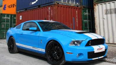 Shelby GT500 от Geiger Cars