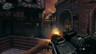 Прохождение Wolfenstein: The Old Blood: Глава 5 - Вульфбург. Часть 1