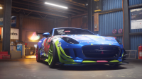Jaguar F-Type R на новых скриншотах Need for Speed: Payback