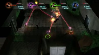 "Ghostbusters: Sanctum of Slime ""Multiplayer Trailer"""