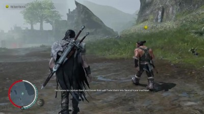 "Middle-earth: Shadow of Mordor ""Геймплей DLC Lord Of The Hunt"""