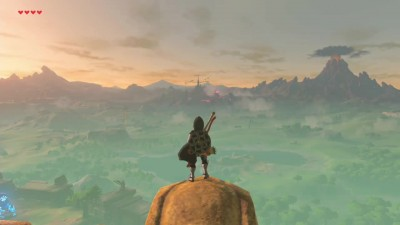 Zelda: Breath Of The Wild - Time-Lapse