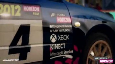 "Forza Horizon ""Rally Expansion Trailer"""