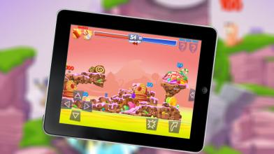 Игра Worms 4 появилась на iOS