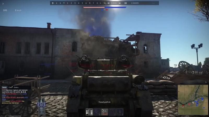 War Thunder - Thunder Show: Особый стелс