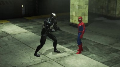 "Marvel Heroes 2015 ""Venom Trailer"""
