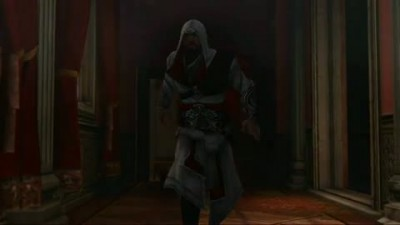 "Assassin Creed BrotherHood ""The Da Vinci Disappearance Трейлер"""