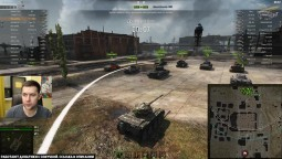 World of Tanks T71 CMCD - Новая табуретка
