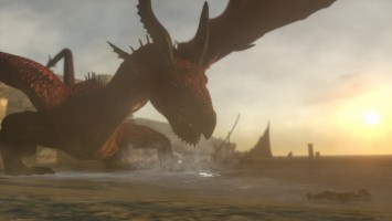 Dragon's Dogma Dark Arisen тест GPU