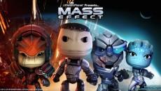 Костюмчики Mass Effect появятся в Little Big Planet на этой неделе