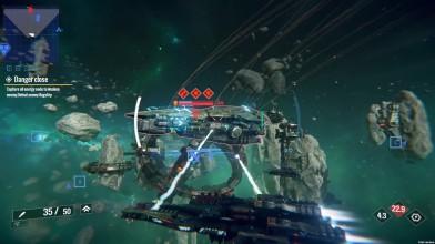 Трейлер космической MOBA - Fringe Wars