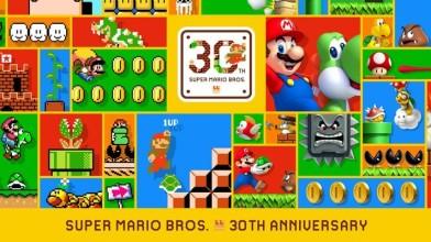 Марио отметит юбилей 12-13 сентября на Retro Game Show в Москве