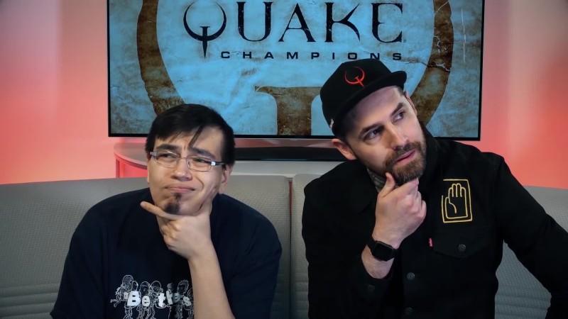 Quake Champions: Дневники разработчиков - Боевой абонемент и обновление экономики