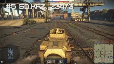 War Thunder: Бронеавтомобили от худших к лучшим