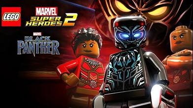 """Набор персонажей и уровней """"Черная Пантера"""" для LEGO Marvel Super Heroes 2 уже в продаже"""