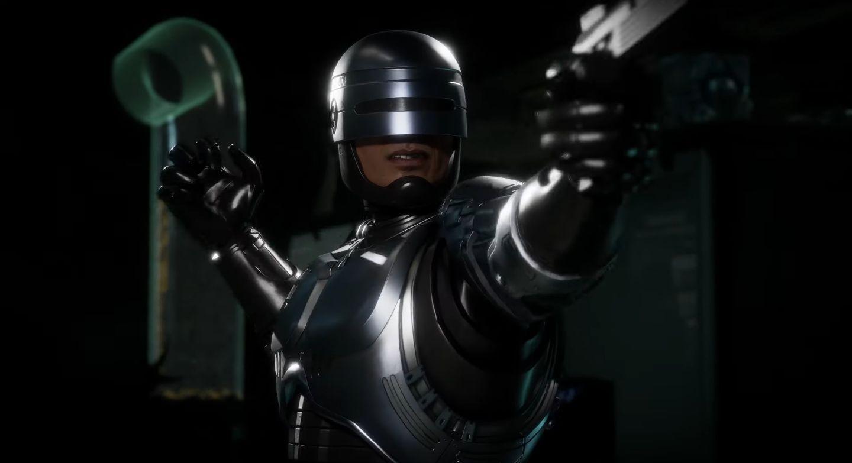 Тизер-трейлер с демонстрацией кастомизации Робокопа из Mortal Kombat 11: Aftermath