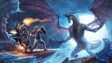 Релизный трейлер дополнения Beasts of Winter для Pillars of Eternity 2: Deadfire